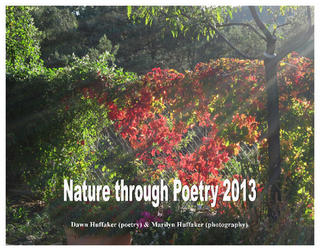 Nature Through Poetry 2013 calendar
