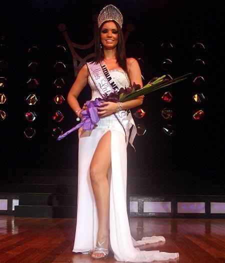 Miss Latina US 2012 Sasha Zacarias
