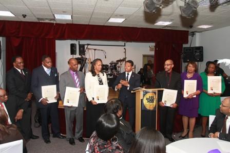 100 Black Men of LI, Inc. Education Awards
