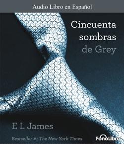 Cincuenta Sombras de Grey en audiolibro