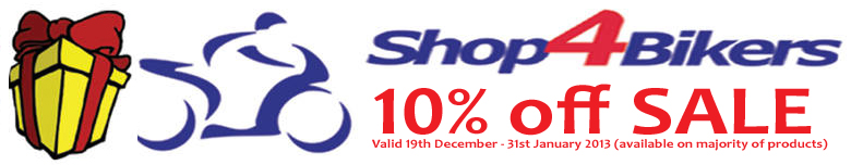 Shop4bikers 10% sale
