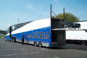 HaulBikes: A Motorcycle Shipping Company You Can Trust