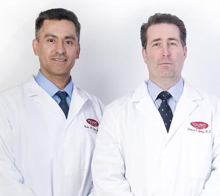 Dr. Victor M. Otero & Dr. Thomas E. Young