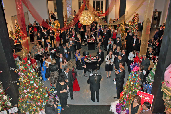 The 2012 Tux & Trees Gala helped to raise more than $95,000 for Goodwill