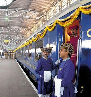 Deccan Odyssey - Luxury Train In India