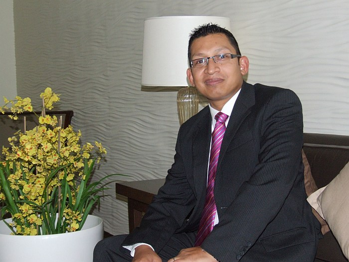 Shaheen Haque of Interactive Intelligence