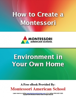 How to Create a Montessori Environment in Your Own Home