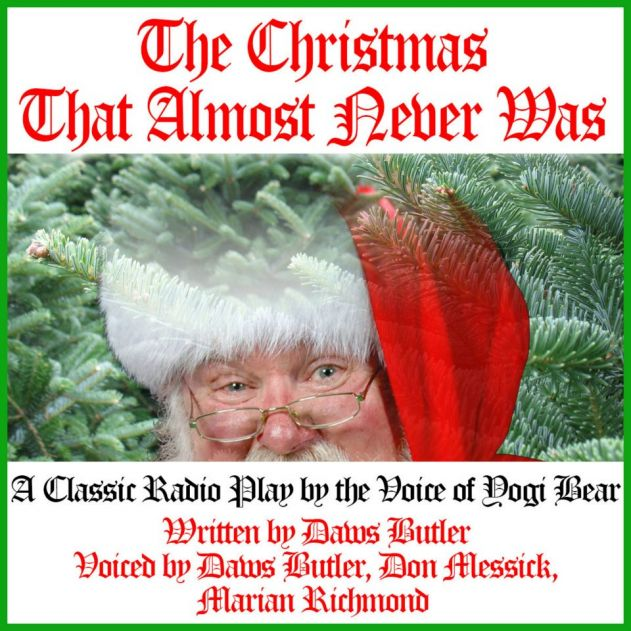 """Christmas Stories New & Classic"" via Audible, Amazon and other online vendors."