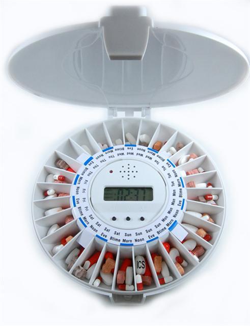 Automatic Pill Dispenser