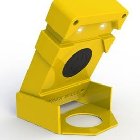 WakaWaka Solar Lamp - 16 Hours of bright Reading Light on an 8 Hour charge!