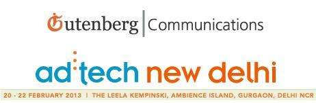 Gutenberg Communications & Ad-tech New Delhi