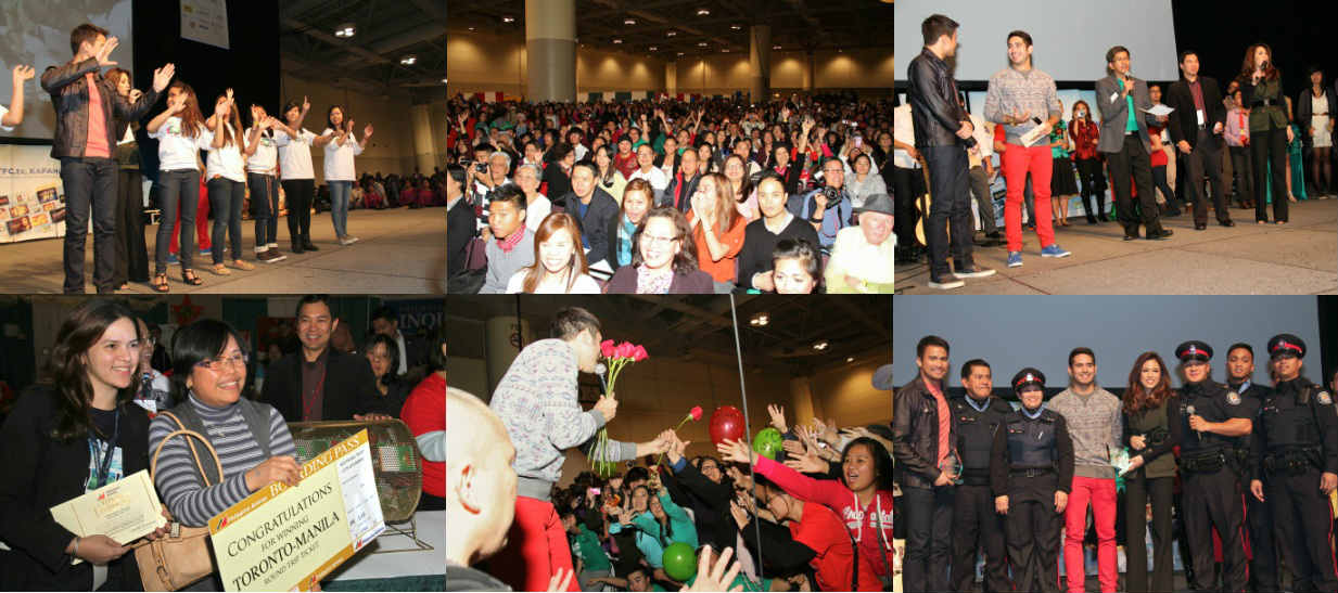 Toronto Paskuhan Village was a huge success for TFC Canada & Tahanan Magazine.