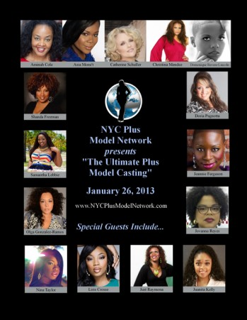 New Year New Model Casting Event