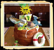 Coral Springs Festival of the Arts Cake Challenge Winner 2012
