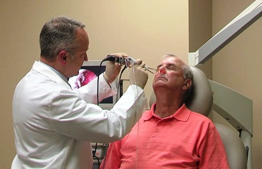 Dr. Tucker performs Balloon Sinuplasty for patients with chronic sinusitis.