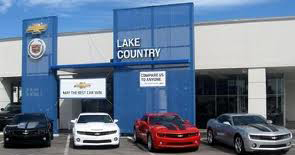 Lake Country Chevrolet Cadillac of Muskogee, Oklahoma