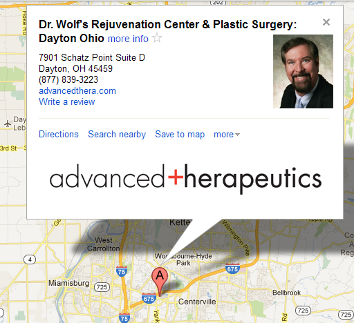 Dr. Wolf's Rejuvenation Center & Plastic Surgery: Dayton Ohio
