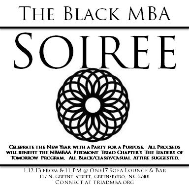 Black MBA Soiree
