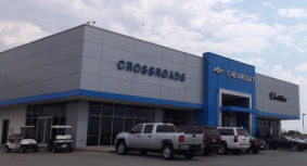 CrossRoads Chevrolet Cadillac of Joplin, Missouri