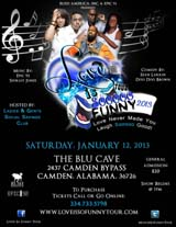 The Love Is So Funny Tour is Coming to Camden, Alabama!