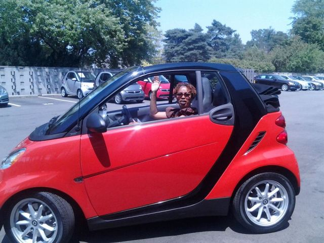 My Smart ForTwo web