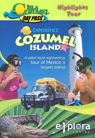 Isla Cozumel Highlights Day Pass