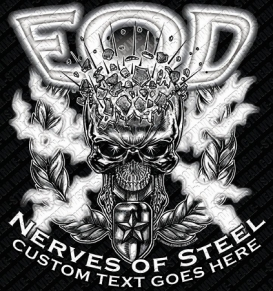 EOD Nerves Of Steel