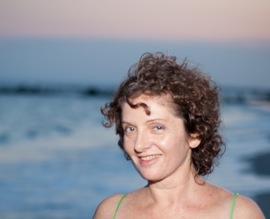 NY actress Gina Bonati.