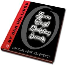 Zero Cost Marketing Secrets - Desk Reference