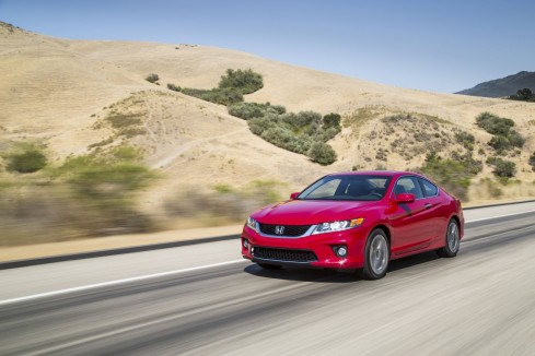 Visit Barry Sanders to see the all-new 2013 Honda models.