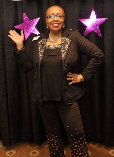 Dr. Gail Hayes, CEO of The Handle Your Business Girl Empowerment Zone
