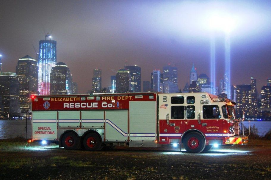New Jersey Fire Chief endorses  Rescue Cablelight