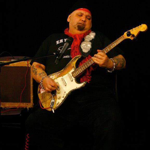 Popa Chubby on GingerNewYork TV Show