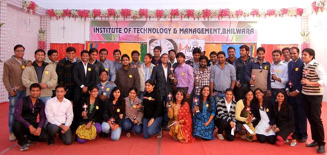Passion Quotient Peaks at Sangam University – ITM Bhilwara Alumni Meet