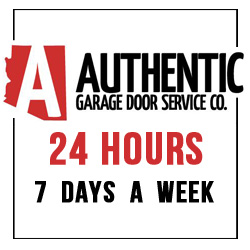 a authentic garage door service company earns esteemed