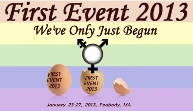 First Event 2013