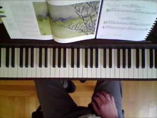 A New Age Piano Lesson