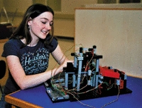 Engage Students with Project-Based STEM Curriculum