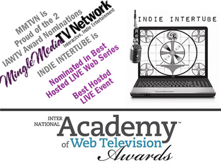 Indie Intertube to Receive 2 IAWTV Nominations