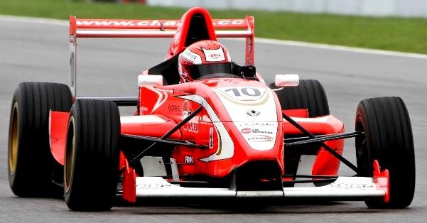 Asia Formula Renault Pete Olson 2012
