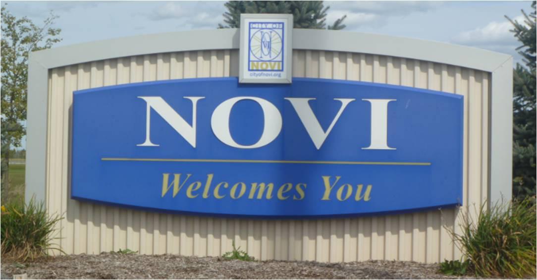 Image_Welcome_Sign_Novi_MI_20120922_01