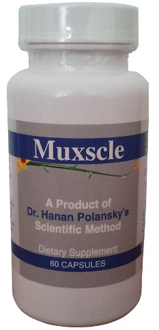 Muxscle is an effective supplement that helps reduce muscle weakness.