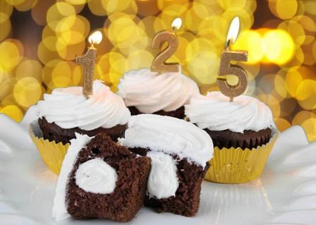 ADAMS125th  Cupcake