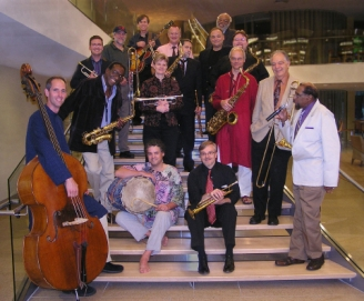 Mark Harvey & his Aardvark Jazz Orchestra