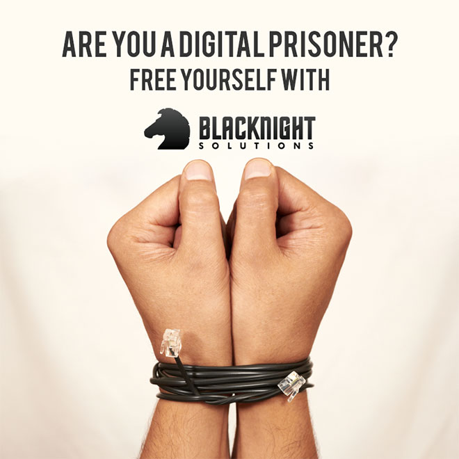 Don't Be a digital prisoner