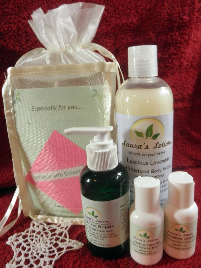 Essential Skin Care Gift Bag