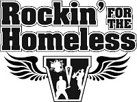 Rockin' for the Homeless Logo
