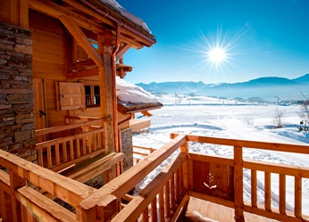 Chalet La Ferme, Alpe d'Huez