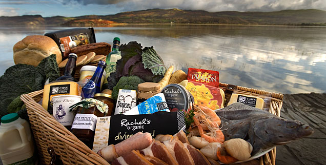 Experience Wales's finest produce from Gourmet Wales