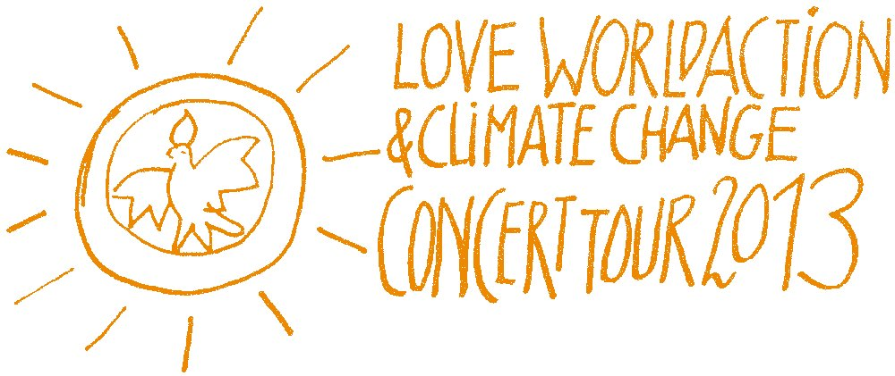 Michel Montecrossa's 'Love World Action & Climate Change Concert Tour 2013'